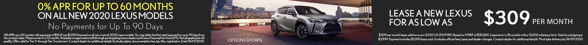 Lexus Lease and Finance Offers Utica MI