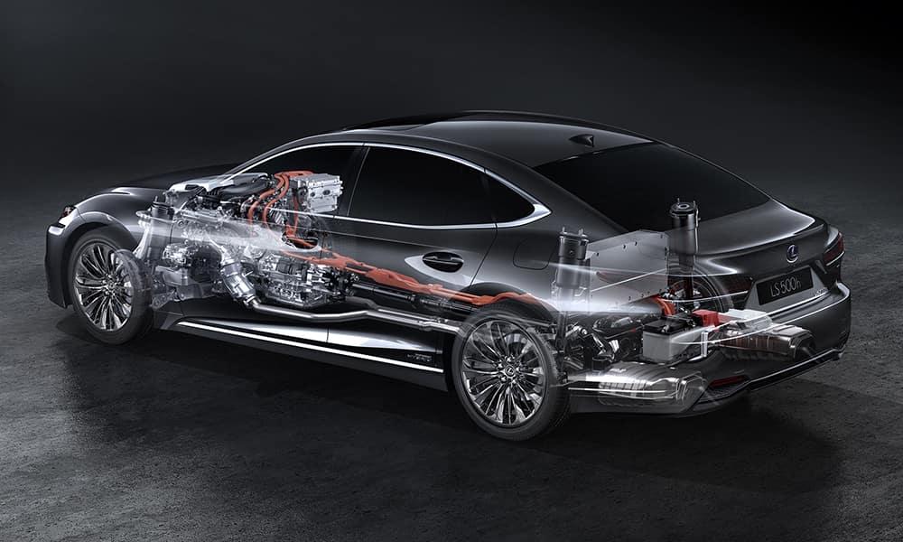Hybrid Lexus Utica MI