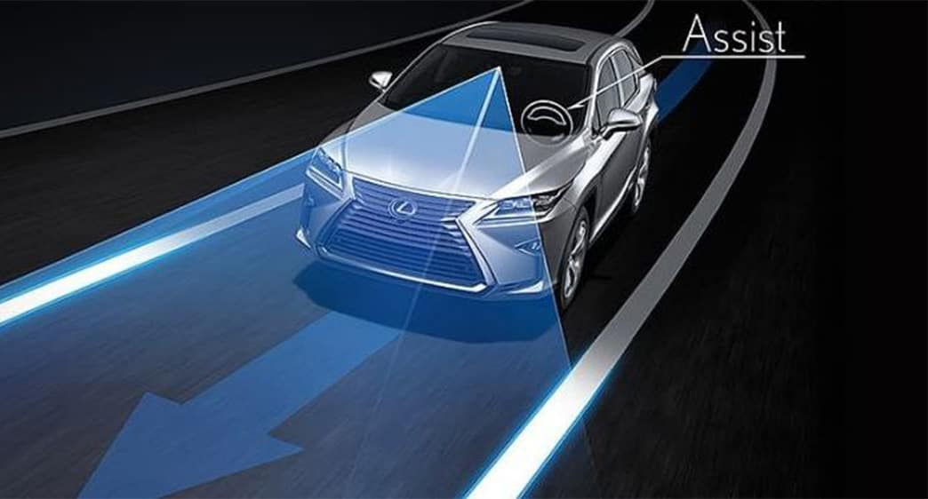 Lexus Safety System Lexington KY