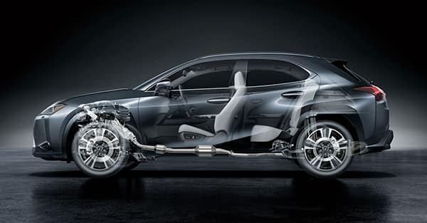 Lexus UX Southfield MI