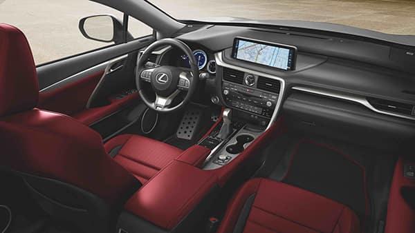Lexus RX Interior Room Utica MI