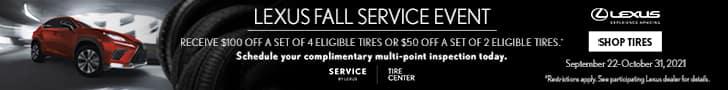 Lexus Tire Sale Utica MI