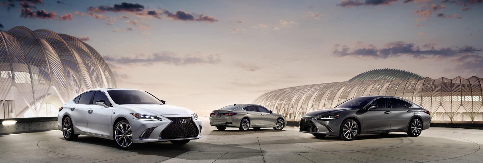 Lexus ES Southfield MI