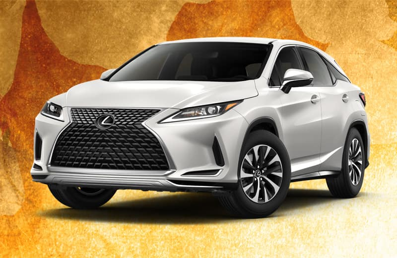 <strong>FINANCING AS LOW AS 1.9% ON NEW LEXUS MODELS</strong>