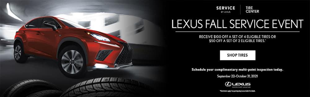Lexus Tires Southfield MI