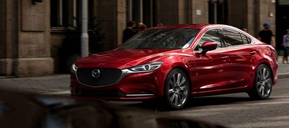 Mazda 6 headlight