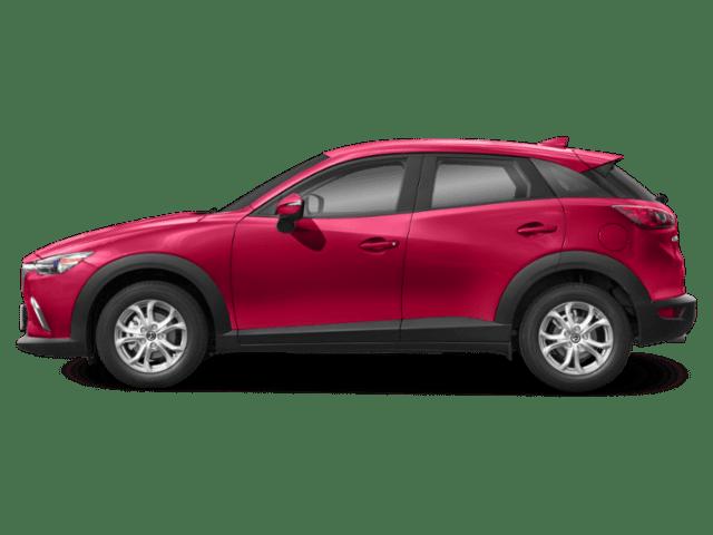 2019 Mazda CX 3 side lg