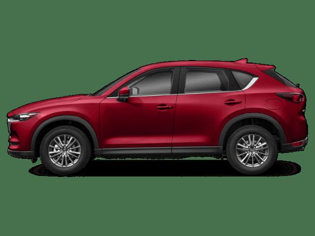 2019 Mazda CX-5 side lg