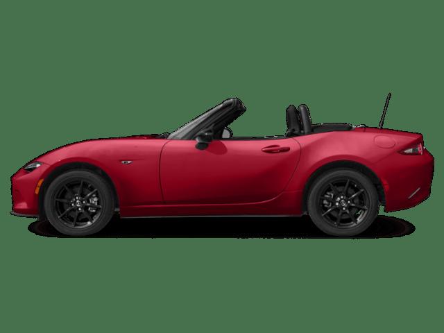 2019 Mazda MX-5 Miata side lg