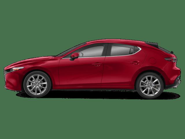 2019 Mazda3 hatchback side lg