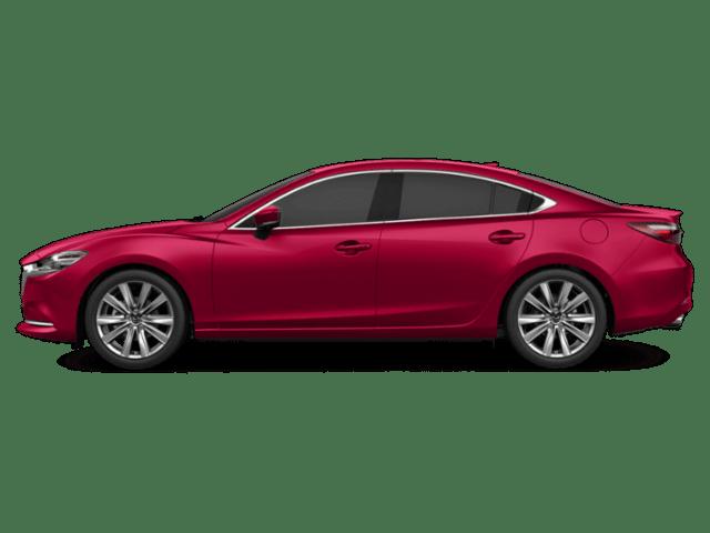 2019 Mazda6 side lg