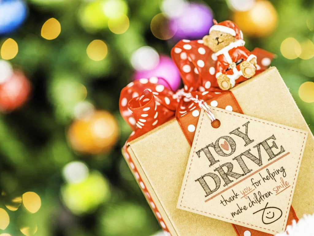 Toy Drive Promotion