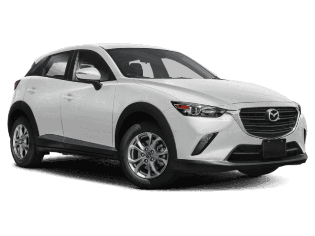 Click to Shop 2020 Mazda CX-3s