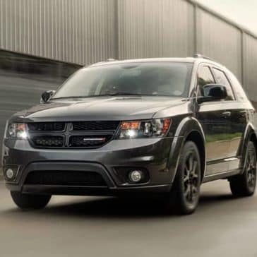 2019 Dodge Journey Driving