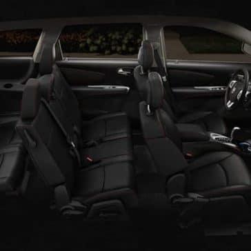 2019 Dodge Journey Seating