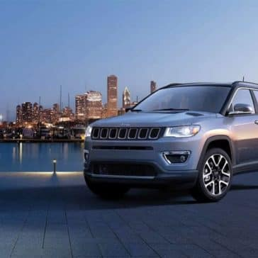 2019 Jeep Compass At The Harbor