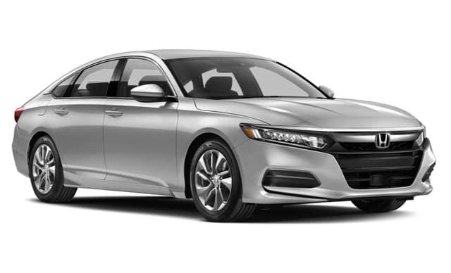 New 2019 Honda Accord LX FWD Sedan Auto