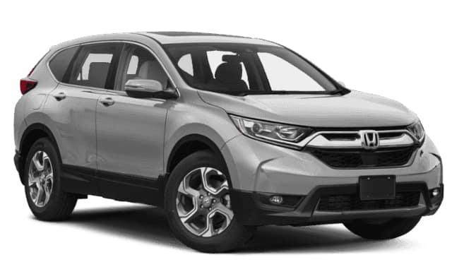 New 2019 Honda CR-V EX AWD SUV Auto