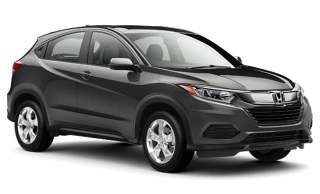 New 2019 Honda HR-V LX AWD SUV Auto