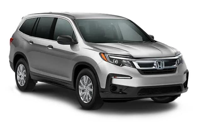 New 2019 Honda Pilot LX AWD SUV Auto