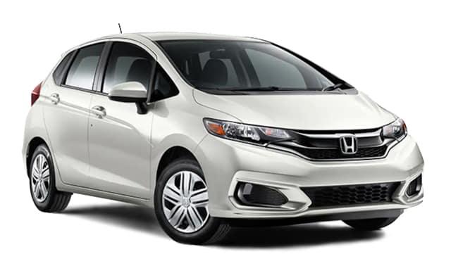 New 2019 Honda Fit LX FWD Auto