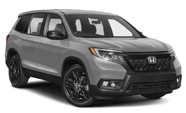 New 2019 Honda Passport Sport AWD SUV Auto