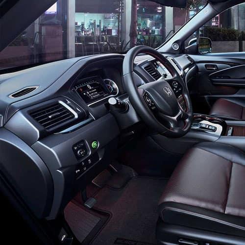 Honda Pilot Black Edition