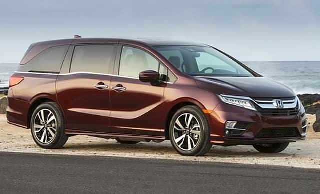 2020 Honda Odyssey EXL
