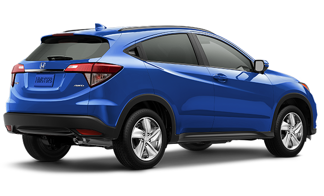 2019 Honda HRV EX-L AWD Auto