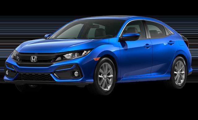 2020 Civic Hatchback EX FWD Auto