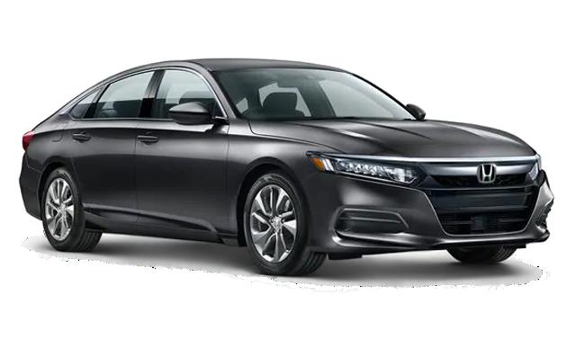 2020 Honda Accord LX FWD Sedan