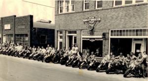 Myers-Duren Harley-Davidson Old Building