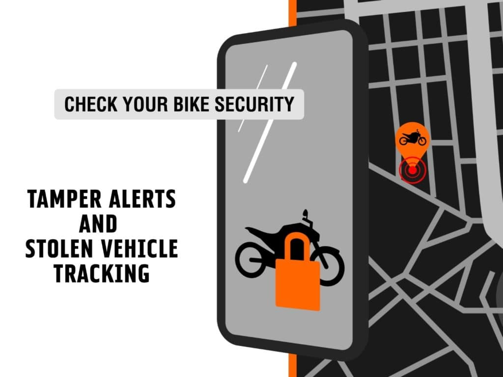 Know If Your Bike Is Tampered With