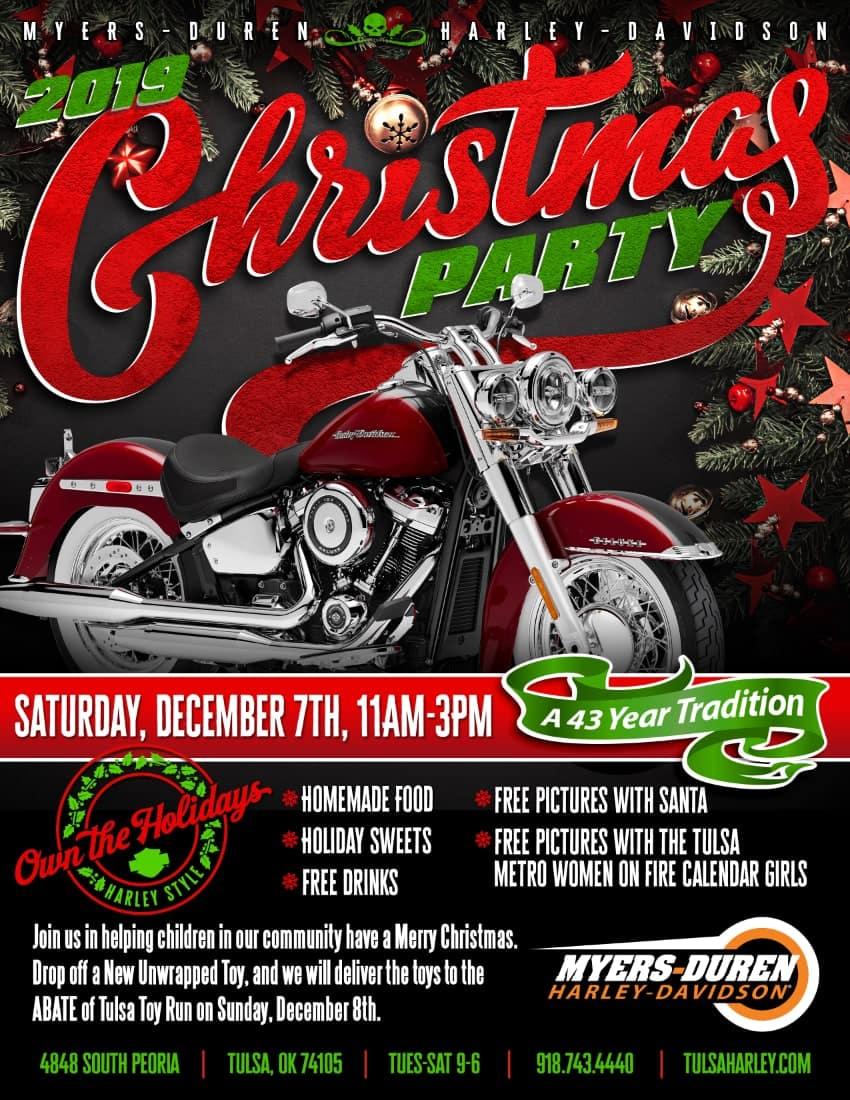 Myers-Duren Harley-Davidson Christmas Party