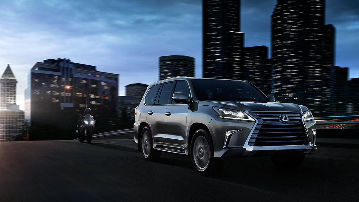 How The Lexus Lx Dominates The Competition North Park Lexus At Dominion