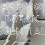 Spring Break Twitter