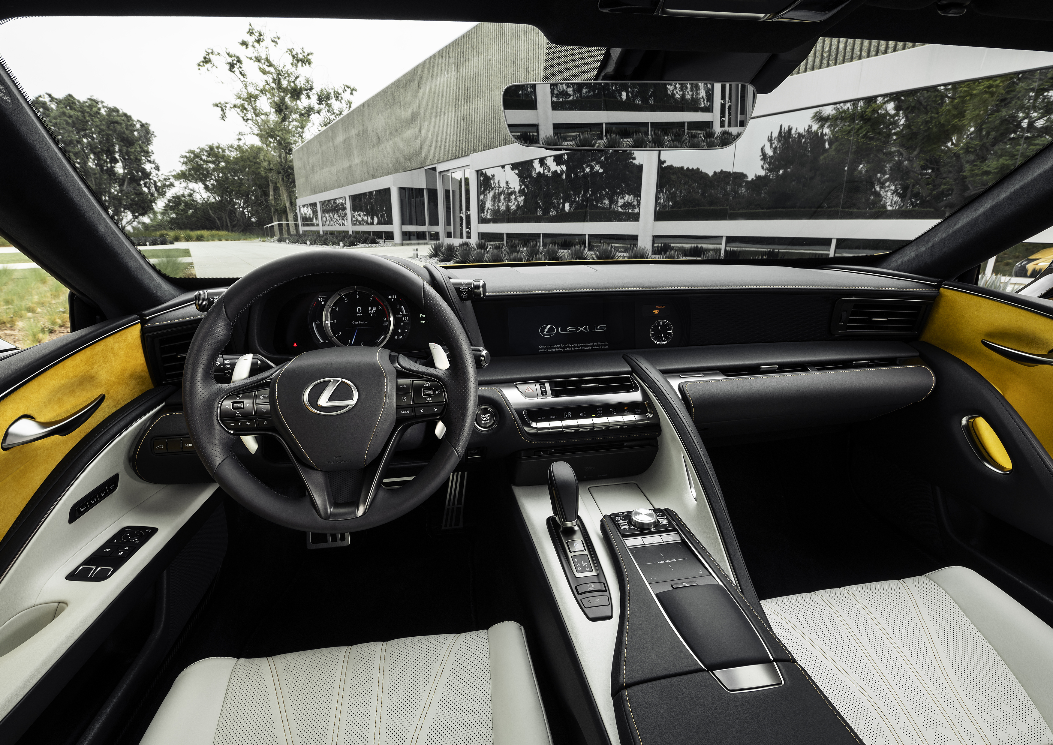 How to Begin Using Wi-Fi in Your Lexus | North Park Lexus at