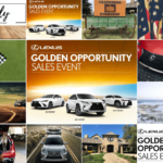 Dealership and Lexus Events for July 2019