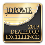 2019 Dealer of Excellence J.D. Power