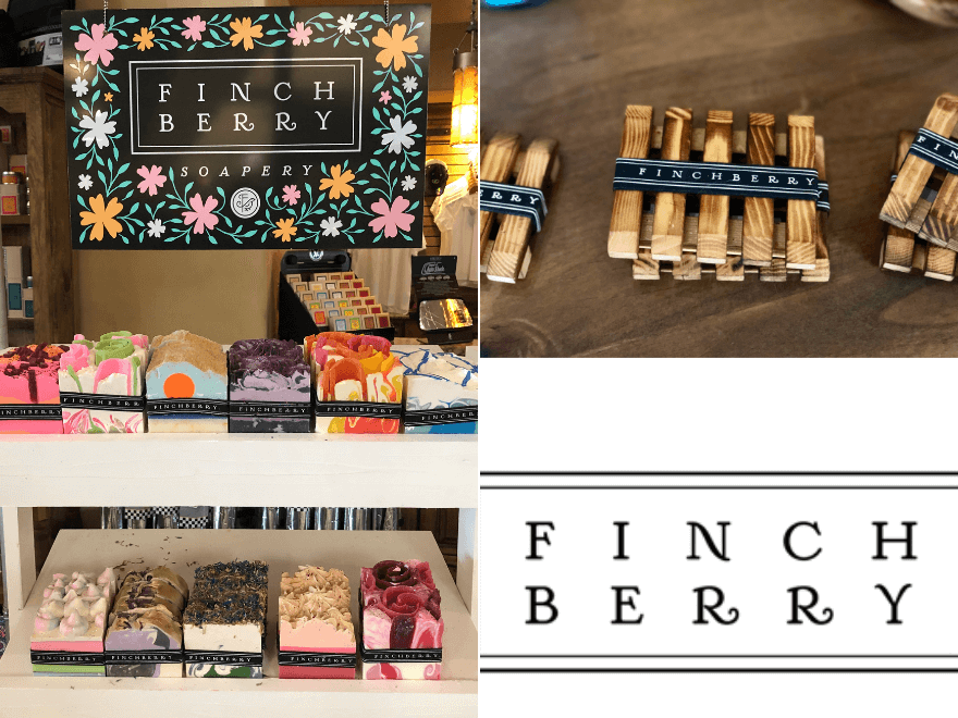 Finchberry Soapery at The Boutique at Lexus Dominion