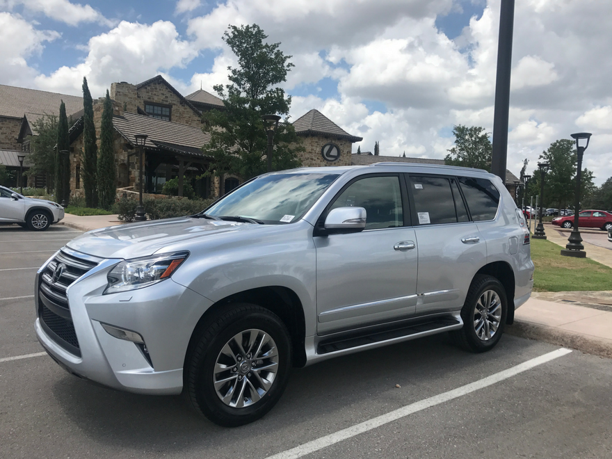 Lexus GX with Cilajet Wheel Protection