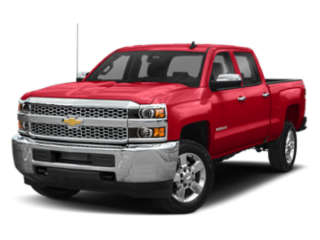 red Ram 2500 - angled to the left