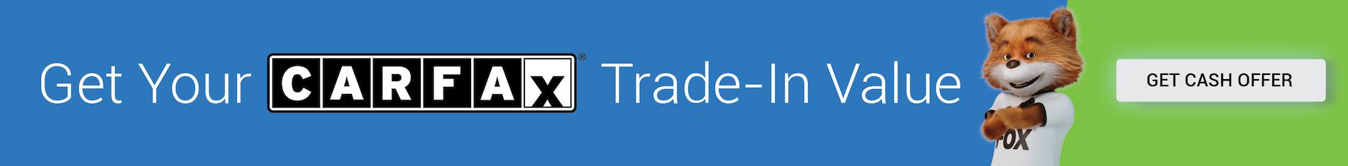 CarFax Trade In