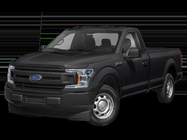 Black 2020 Ford F-150
