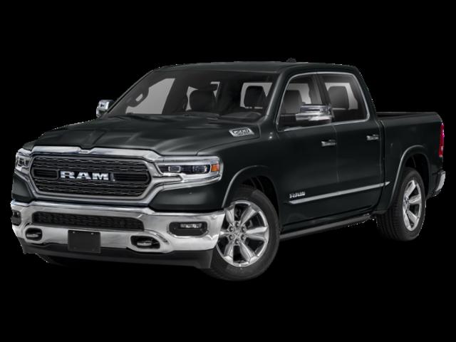 Grey 2020 RAM 1500 Limited