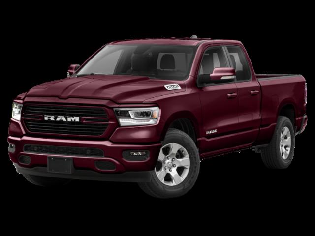 Maroon 2020 RAM 1500