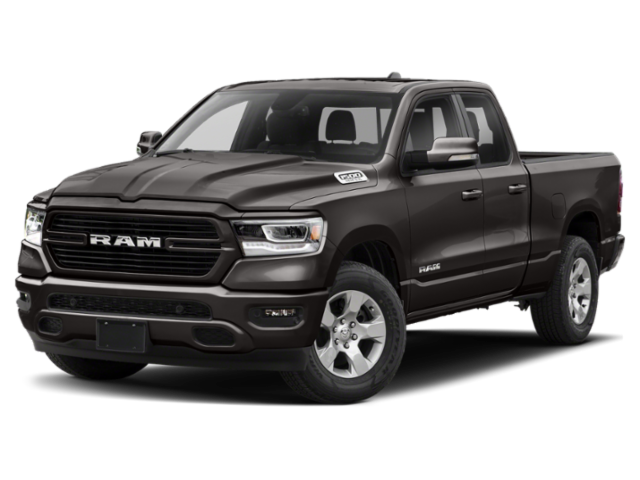 Silver 2020 RAM 1500 Big Horn