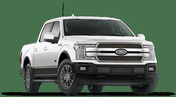 2020 Ford F 150 King Ranch Trim