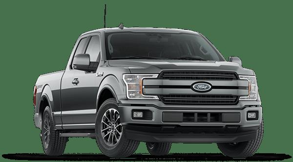 2020 Ford F 150 Lariat Trim