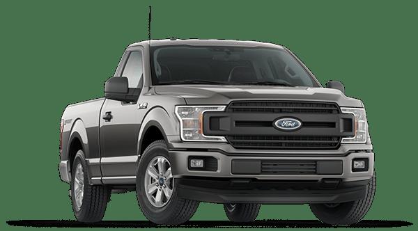 2020 Ford F 150 XL Trim